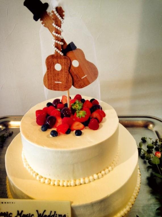 magic music cake